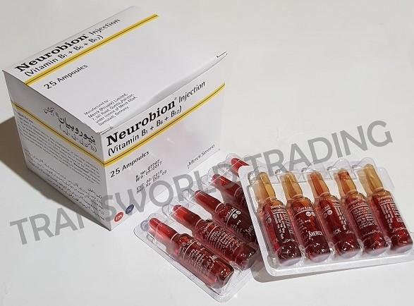 Transworld Trading | Neurobion Injection Merck