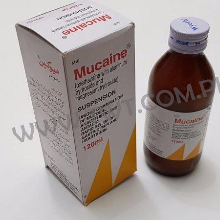 Mucaine Exporters Pakistan