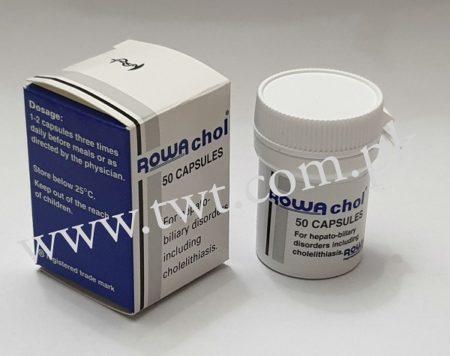 Rowachol new pack exporter