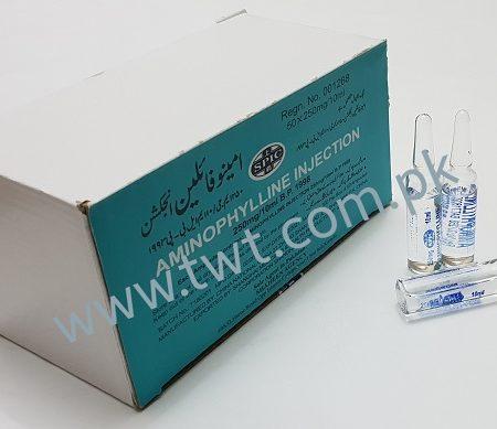 Aminophylline Exporter Pakistan
