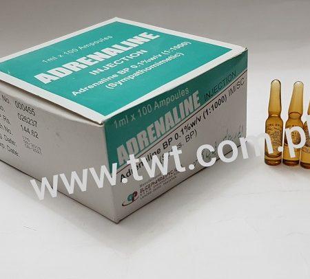 Adrenaline Exporter Pakistan